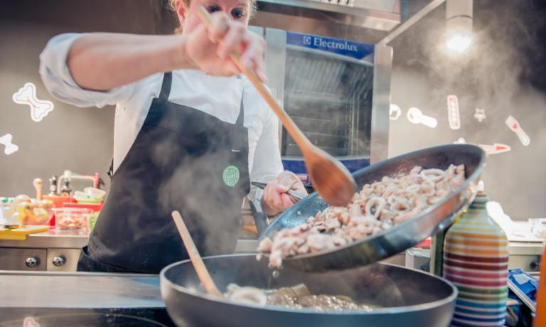 Ana Ros, protagonista importante nella nuova cucina slovena