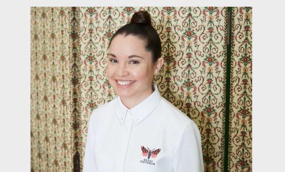 Karime Lopez: «Se un cuoco non è felice, lasciatelo andare»
