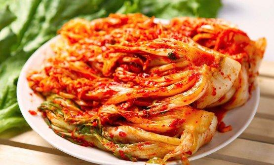 Kimchi, icona gastronomica del paese