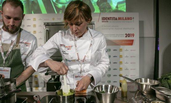 Antonia Klugmann, ristorante L'Argine di Dol