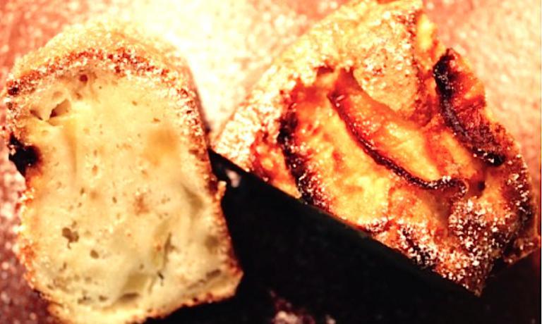 La torta di mele dei nonni Klugmann, molto più buona di quanto non sia bella l'immagine