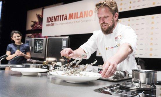 Kobus van der Merwe a Identità Milano 2017