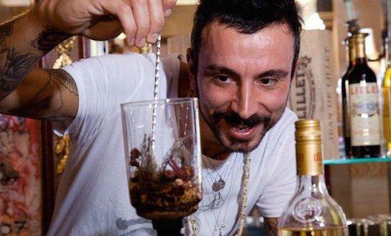 Oscar Quagliarini, asso della miscelazione