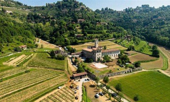 Il meraviglioso Monastero di Astino