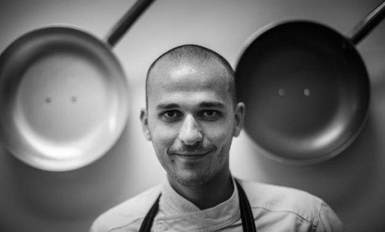 Alessandro Rapisarda, l'equilibrista