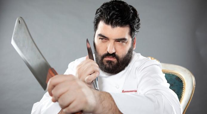 Anche Antonino Cannavacciuolo alla guida delle cucine di Identità Expo, dal 19 al 23 agosto