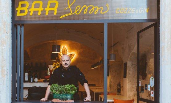 Lo chef Ippazio Turco