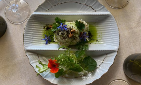 U Brandacujun: il piatto dell'estate di Simone