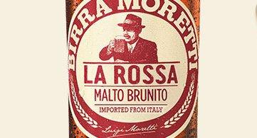 Moretti La Rossa: la birra usata in questa ricetta