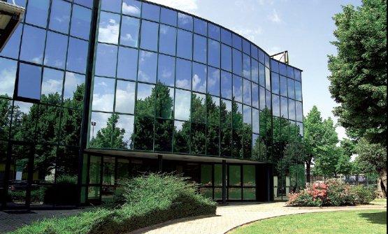La sede di Olitalia a Forlì