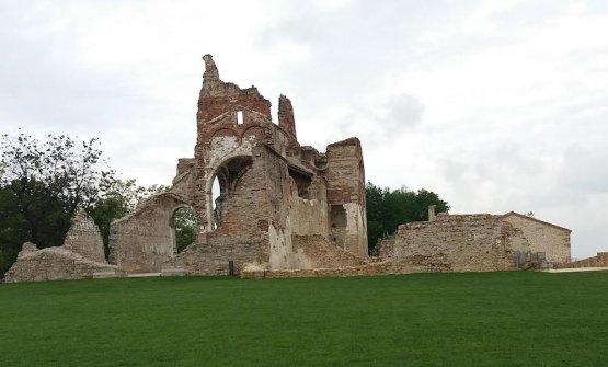 L'abbazia di Sant'Eustachio a Nervesa