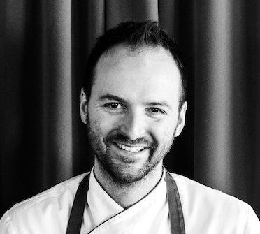 Lo chef Nicola Laera