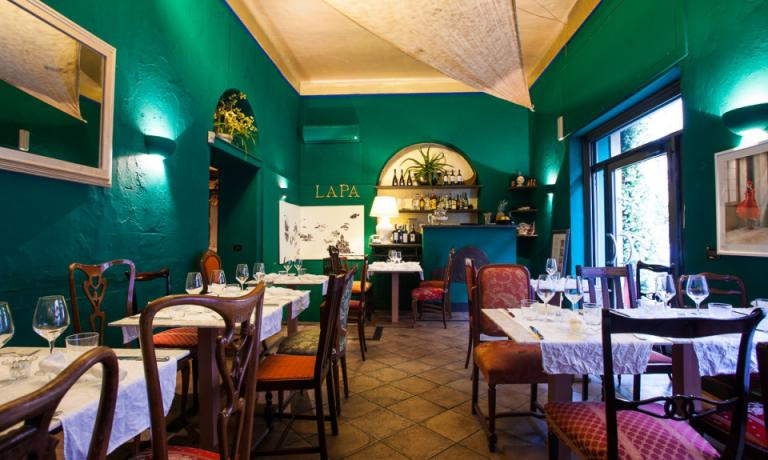 Il ristorante brasiliano Lapa