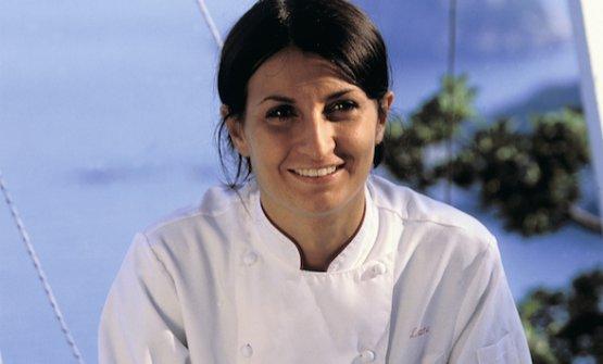 La chef Lara Pasquarelli