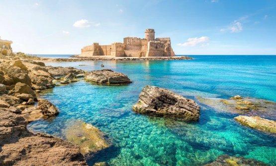 La fortificazione aragonese di Le Castella