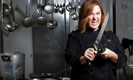 Daniela Montinaro, chef e titolare delle Macare ad Alezio