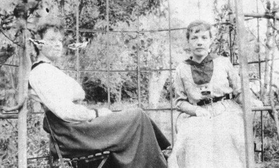 Le sorelle Tatin, Caroline e Stefanie
