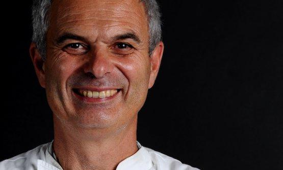 Lo chef Pietro Leemann, patron del suo Joia
