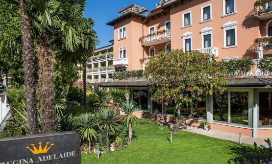 L'hotel Regina Adelaide a Garda, tra le new entry de les Collectionneurs