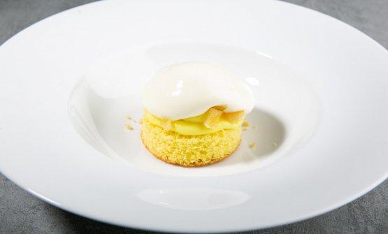 Tutto Verdello, dessert con limone Verdello in varie consistenze