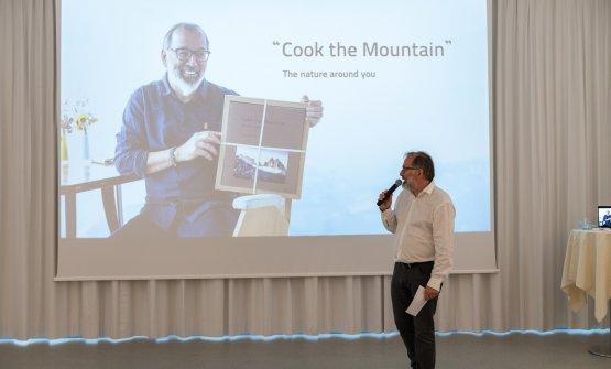 Niederkofler presenta il suo libro