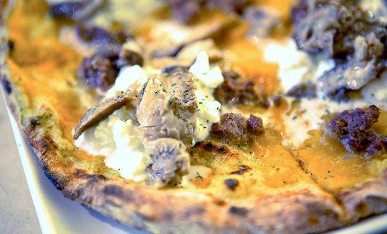 Andiamo aTrani a scoprire la pizzeria Lievito 72 di Andrea Bruno Giordano, che punta tutto su qualità e originalità