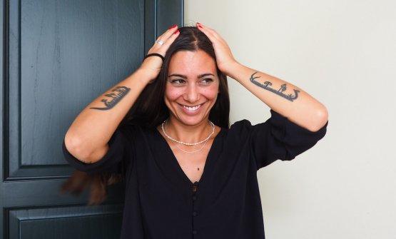 Marta Passaseo, donna di sala a L'Imbuto