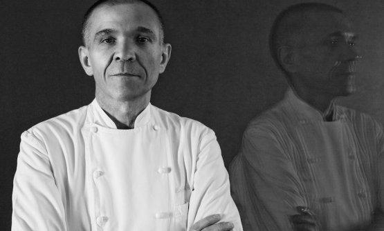Lionello Cera, veneziano classe 1966, chef e patro