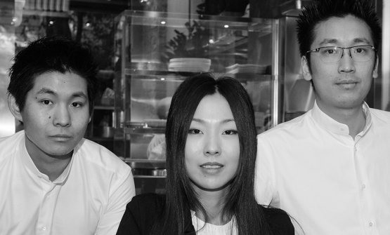 I tre fratelli Liu