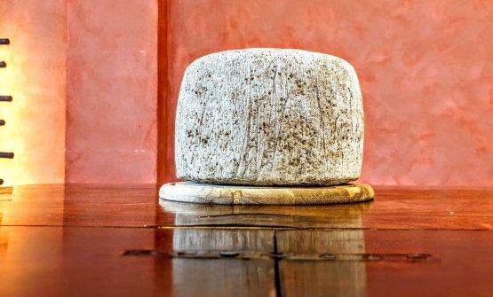 Lo Jamal, formaggio vaccino stagionato in grotta
