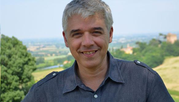Roberto Lobrano,gelatiere e preisdente dell'