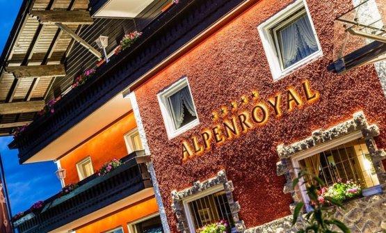 L'hotel Alpenroyal