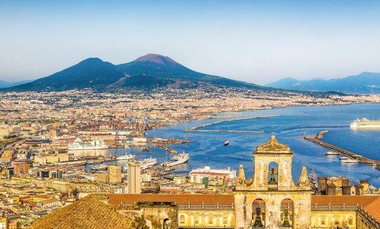 Napoli è una delle città più belle e coinvolgen
