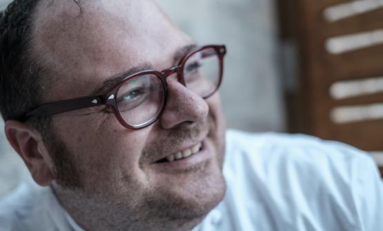 Lo chef Vitantonio Lombardo(fotojesper-jensen)