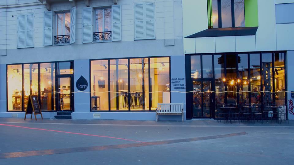Lomi, pionieri della rivoluzione del caffè a Parigi (foto facebook)