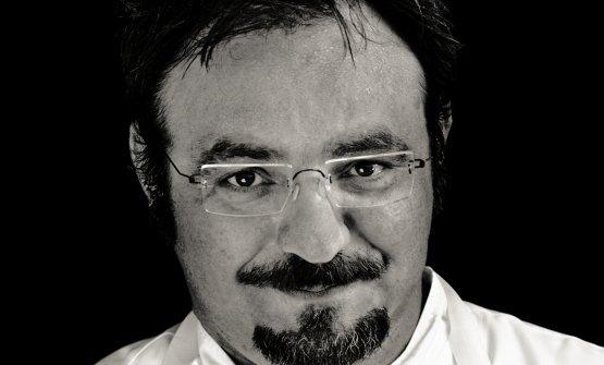 Lo chef Paolo Lopriore, patron de Il Portico