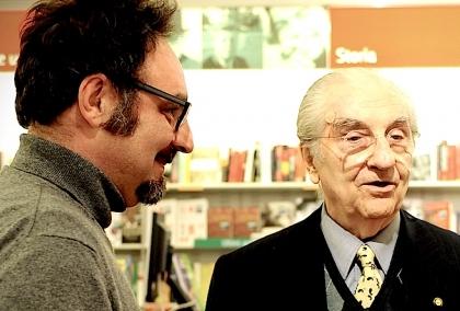 Paolo Lopriore e Gualtiero Marchesi
