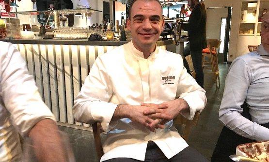 Matteo Lorenzini, from Tuscany to Paris joiningAlain Ducasse