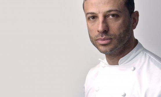 Lorenzo Cuomo, chef del ristorante Re Maurì