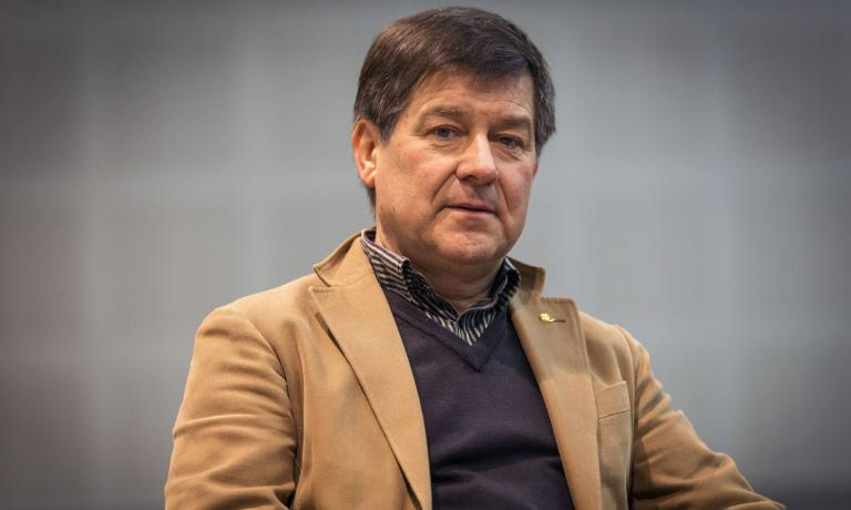 Il bergamasco Lorenzo Berlendis, vice presidente d