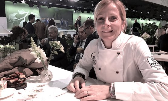 Loretta Fanella, rappresentante italiano in giuria a Parigi