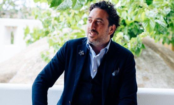 Luca Caruso, patron ed executive manager del Signum (foto di Sofie Delauw)