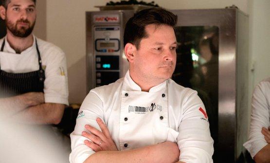 Luka Jezersek nella foto di Dean Dubokovic