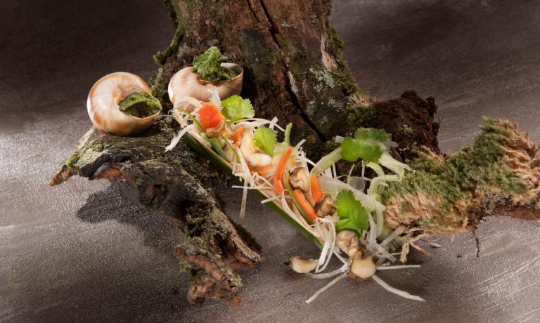 #eatmoresnails!Marco Sacco, chef deIl Piccolo