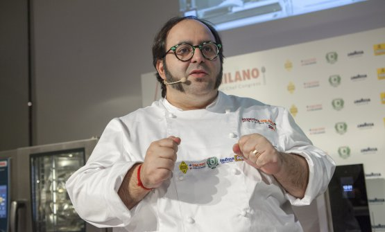 Gonzalo Luzarraga, chef at Rigò in London (all