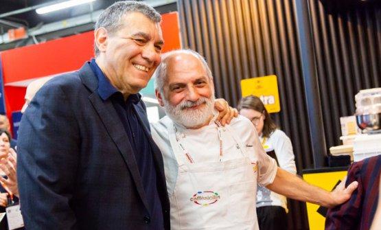 Claudio Ceroni e Corrado Assenza
