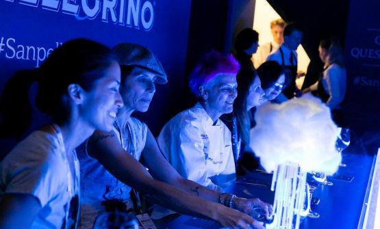 Anche Dominique Crenn e Cristina Bowerman alla story table di S.Pellegrino