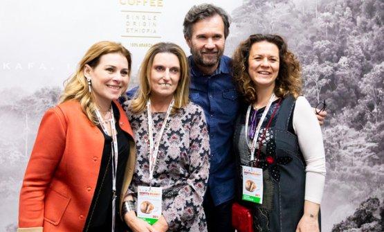 Sara Peirone, Carlo Cracco,Sabrina Fiume