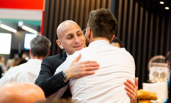 Claudio Scavizzi e Renato Bosco
