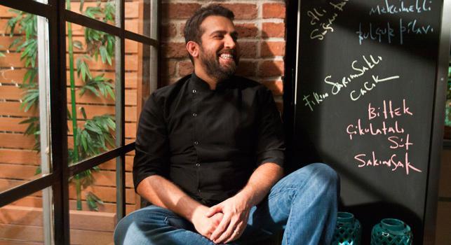 Maksut Aşkar, astro nascente della nuova cucina turca